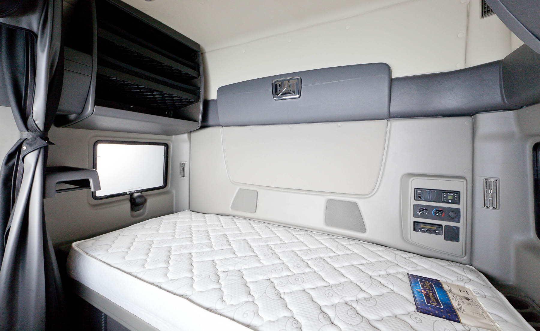 Tax-Free Fuel for Sleeper Cab Air-Conditioning