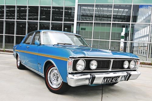Ford Xy Fairmont 1970 72 Buyers Guide