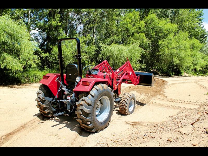 Mahindra 4025 compact tractor review click for details mahindra 4025