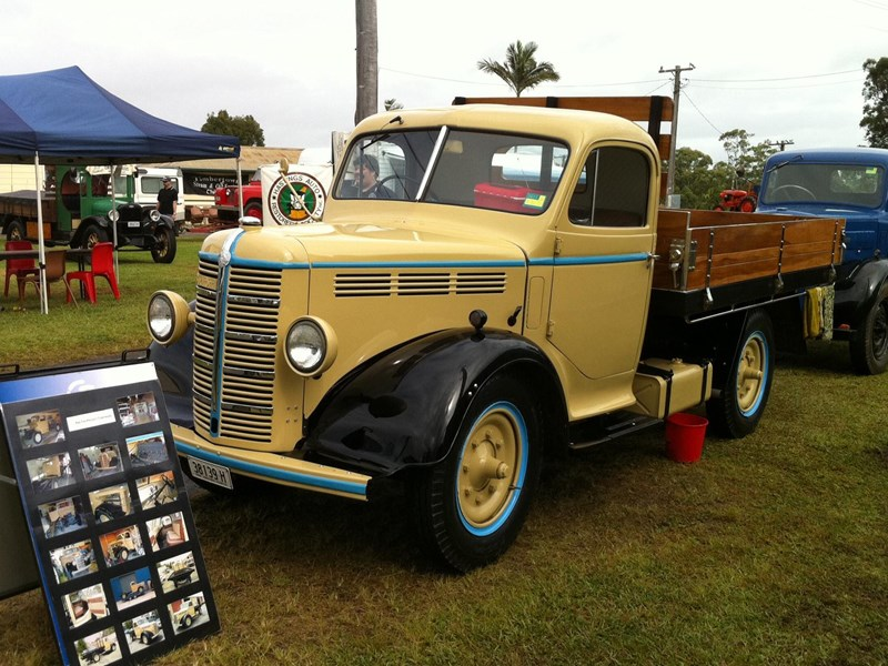 Norman S 1947 Bedford K Series Used Truck
