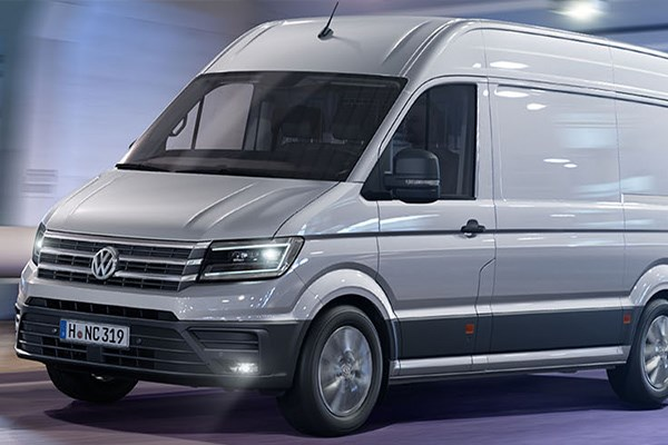 Vw Reveals Details Of New Crafter Models News