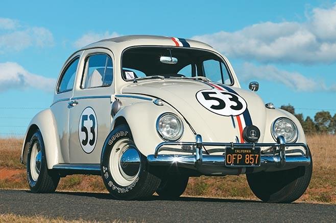 Volkswagen Beetle Herbie The Love Bug