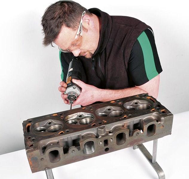 Image Result For Cylinder Head Port Bowla