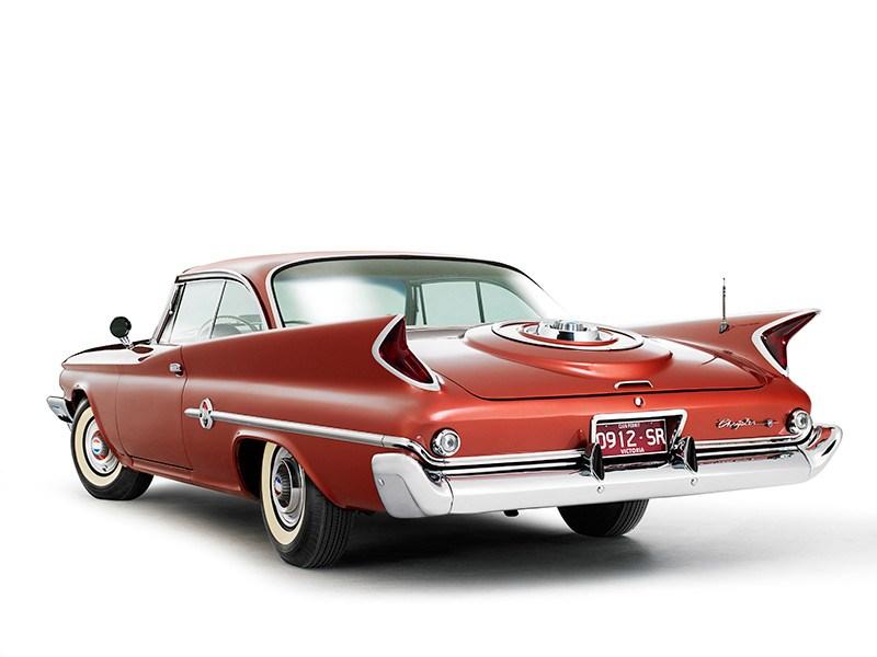 1960 Chrysler 300 F Review