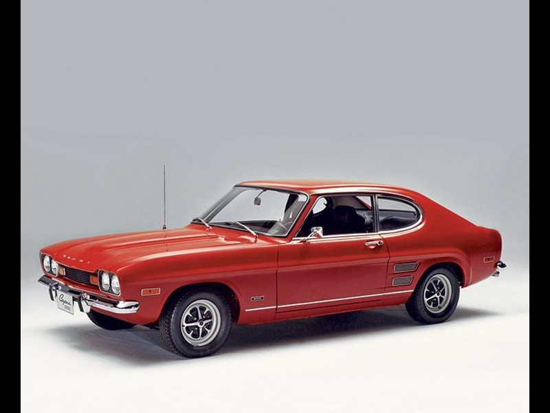 Ford Capri review: Great cars of the 70s