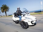 Motorcycle review: Can-Am Spyder RT-S