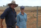 Morven exclusion fencing success story highlighted in study tour