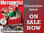 What's in the December 2014 issue of Motorcycle Trader?