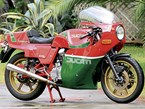 Collectable motorcycle: Ducati Mike Hailwood replica