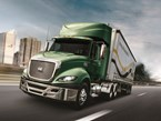 Navistar introduces lease incentive for Cat trucks