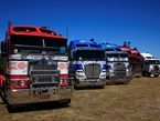 Big turnout for Tooradin Tractor Pull and Truck Show