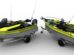 Carbon fibre Stabicraft 1600s up for grabs at NZ Boat Show