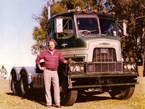 Used Truck: Bevan's 1962 Mack H67