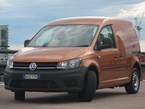 2016 Volkswagen Caddy Van Review