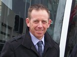 Minister for Territory and Municipal Services Shane Rattenbury