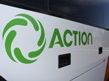 ACTION buses are being tracked 2000 times each day
