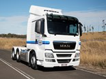 The TGS will be one of the MAN models to receive Scania's gearbox hardware.