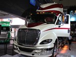 The International ProStar is making its first Australian appearance at the 2015 Brisbane Truck Show