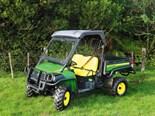 John Deere Gator XUV 855m review