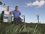 SwarmFarm Robotics and Bendee Farming director Andrew Bate