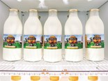 The memories … A 750ml bottle of 4Real milk
