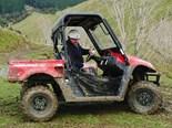 Kymco UXV 500 ATV review