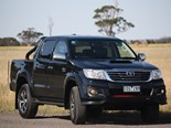 Toyota HiLux Black Edition review