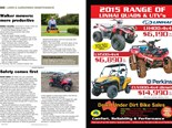 Blue's Country May 2015 Ad Features