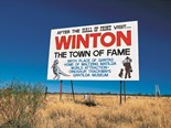 Winton - a town of fame