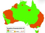 Southern Australia seasonal bushfire outlook 2015-16