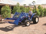 Iseki's TG 6000 series tractors continues the brand's tradition of producing quality Japanese built workhorses that are comfortable and easy to operate