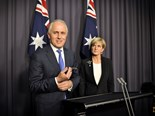 Malcolm Turnbull, with Julie Bishop, has become the new leader of the Liberal Party and Australia's prime minister