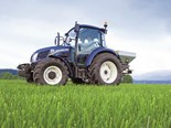 New Holland has spruced up its popular T4 compact utility tractor range with the effective Dual Command transmission