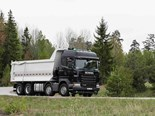 Scania tests self-driving mining trucks