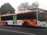 Melbourne bus network