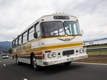 The 1965 Hino bus