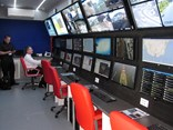 Expanded communications systems inside the Hino 700-based unit