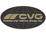 Commercial Vehicle Group logo.