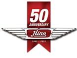 Hino Australia's 50th birth