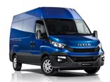 Iveco Daily heads down under.