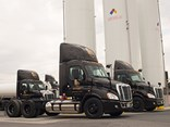 New LNG trucks join UPS fleet.
