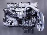 The new OM 471 engine.