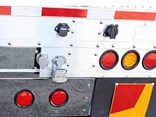 The ATA says LED lights on trailers boosts safety.