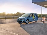 New Volkswagen Caddy models are arriving in 2016.