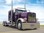 Check out this pimped-out 2012 Peterbilt truck