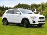 Mitsubishi ASX 2WD VRX review