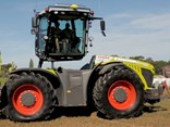 Claas Xerion 4500 video test