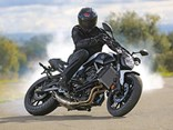 Motorcycle review: Yamaha MT-07