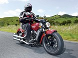 Launch report: Indian Scout motorcycle
