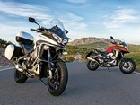 Motorcycle review: 2015 Honda VFR800X